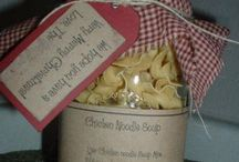 Gift Ideas / Gift ideas to make family & friends smile! / by Linda Hughes