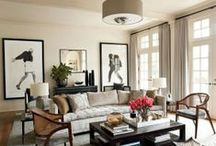 Home Inspirations / Room Ideas / by Mary Ruffin