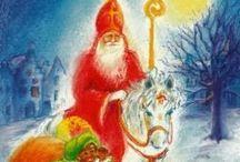 1. Jaarfeesten - Sint Nicolaas