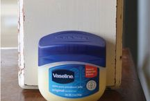 Distressed Vaseline