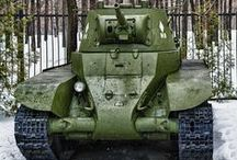 Бронетехника / Armoured Vehicles