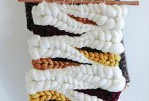 Warp & Weft / Weaving!
