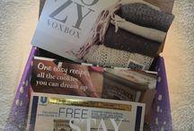 #CozyVoxBox / #contest #influenster