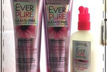 L'Oréal ever pur #freeyourhair #ad