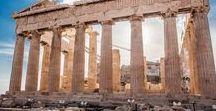 Изучение истории: Древняя Греция. / Styding History: The Ancient Greece.