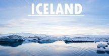 Iceland Travel / Get ispired what to see, do and travel to in the land of ice!