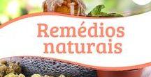 Remédios naturais / Remédios naturais e caseiros para doenças como a diabetes, bronquite, asma e alergias.