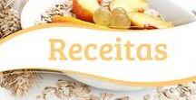 Receitas / Receitas saudáveis para dietas, como preparar comidas saudáveis para a sua dieta.