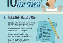 Tips to De-Stress