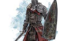 Rycerz Warrior