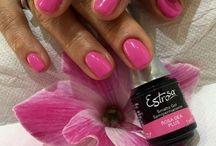 Estrosa semipermanente / Manicure eseguite con smalto semipermanente ESTROSA ❤️  Di Flavia Capone
