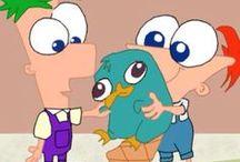 Phinieas y Ferb
