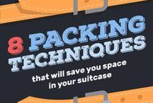 Packing 101 / The packing methods we usually do. Try'em out!