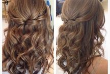 Hairstyle / Prom