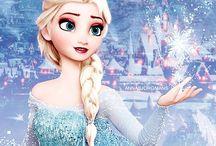 Disney(frozen❄️)