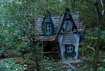 Architecture:Treehouses / by Cecilia Richey