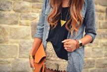 Fashion: I'd Wear This / by Cecilia Richey