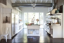 Interior Design: Kitchens and Dining Rooms / by Cecilia Richey