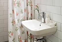 Interior Design: Bathrooms / by Cecilia Richey