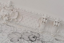 Interior Design: Architectural Details / Windows, Doors, Trim and Beams / by Cecilia Richey