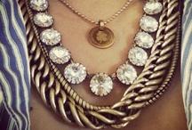 Fashion: Jewelry / by Cecilia Richey