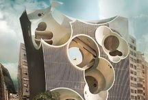 Architectural Interest / by Lateefah Brown