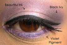 BEAUTY: Eyes / #Eye_Makeup #Eye_Shadow #Mascara #Beauty_Tips #Makeup_Tutorials #Instructions #Eyes #Makeup