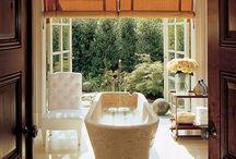 DESIGN: Bathrooms / by Lateefah Brown