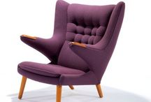 DESIGN: Chairs & Seating / Places to sit, from the classic and traditional to the absolutely wild and imaginative.