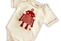 Sckoon Style / Organic Baby Clothes in High Style. Sckoon Organics