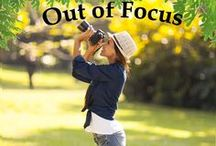 Out of Focus :: An Adams Grove Novel / New cover -- same book  Part 1 of the Duet. Out of Focus ... then read Pecan Pie and Deadly Lies. / by Nancy Naigle