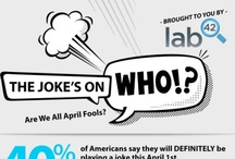 April Fools! / by Louise and John Birdsell