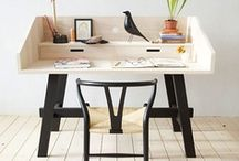 DESIGN: Office, Studio & Craft Room / by Lateefah Brown