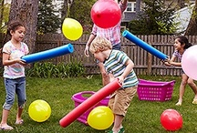 Games and Outdoor/Indoor Fun! / by Louise and John Birdsell