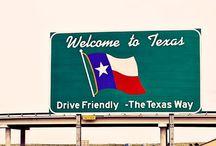 50 STATES: Texas / The great State of Texas #Home #HomeIsWhereTheHeartIs #TexasOurTexas