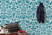 Murs /  walls / by Sandra Cliche
