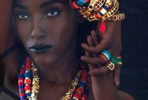 Eclectic Fashion / This is the style I want.  Growing up my style was pretty basic so  now I want something different.