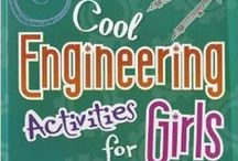 Super STEM / Fun science, technology,  engineering and math activities for Girl Scouts.