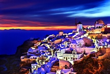 Greece Trip / by Jorge U. Ungo