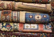 Rugs Galore / The wonders of rugs.