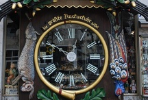 Clocks... / What time is it? / by Monique Bonfiglio Doughty