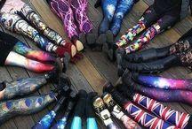 ACCESSORIES: Hosiery / Stockings, socks, etc.