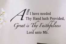GODS GRACE GOD IS GOOD ALL THE TIME / by Trice Ford
