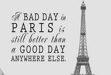 Je t'aime Paris / by Nancy Lago