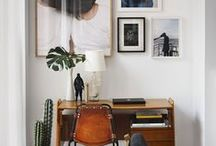 Workspace / give me clean and inspiring.