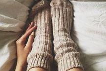 Warm / stay cozy