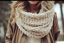 Scarves / a friend for your neck