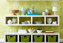 Home: Storage Solutions / by Nancy Lago