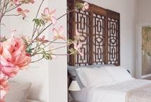 Home: Bedrooms / by Nancy Lago