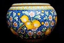 Italian Pottery... / by Monique Bonfiglio Doughty